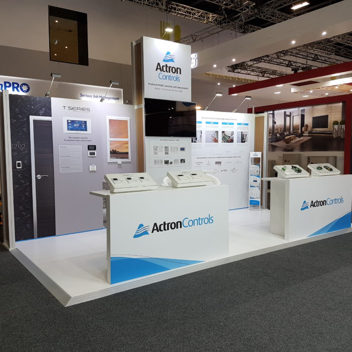 Small to Medium exhibition stands