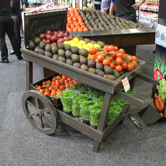 Specialty Produce fixtures